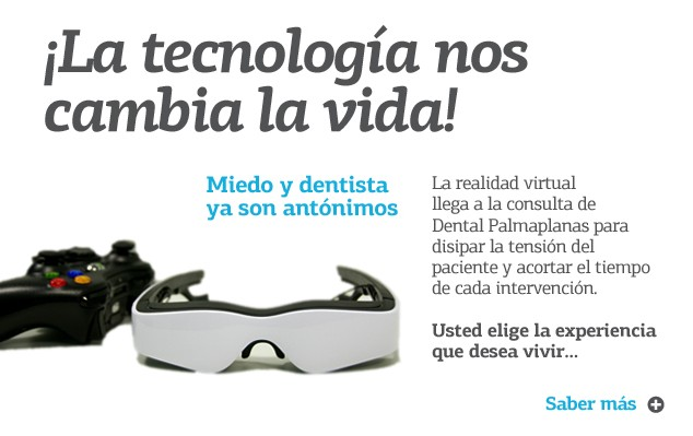 Realidad Virtual- Clínica Dental Palmaplanas